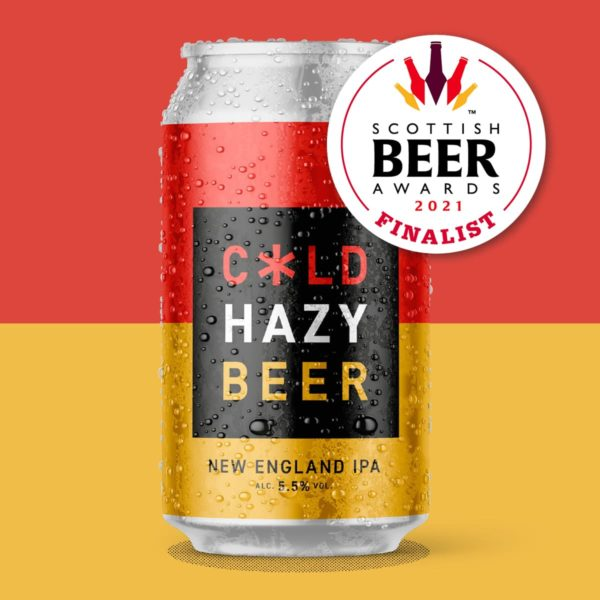 Cold Town Beer New England IPA Cans Buy Online Scottish Beer Awards Finalists