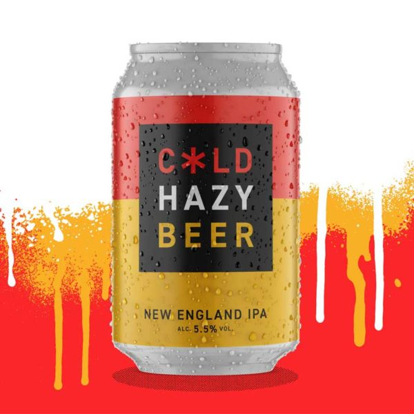 Cold Town Beer New England IPA