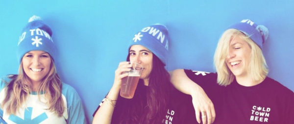 Cold Town Beer Beanie