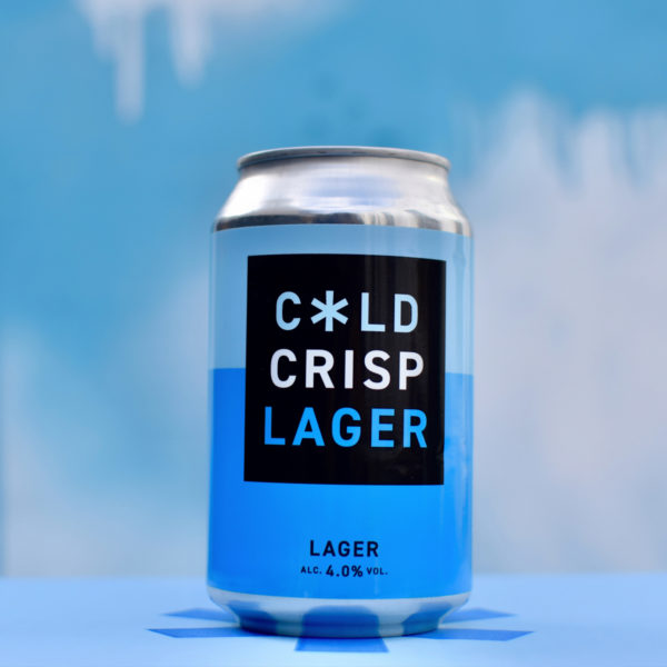 Cold Town Beer Lager