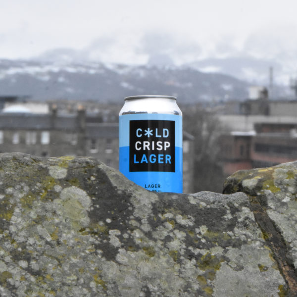 Cold Town Beer Lager Outdoors