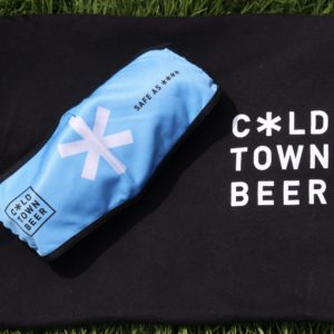 Cold Town Beer Facemask
