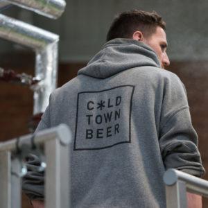 Cold Town Beer Grey Hoodie