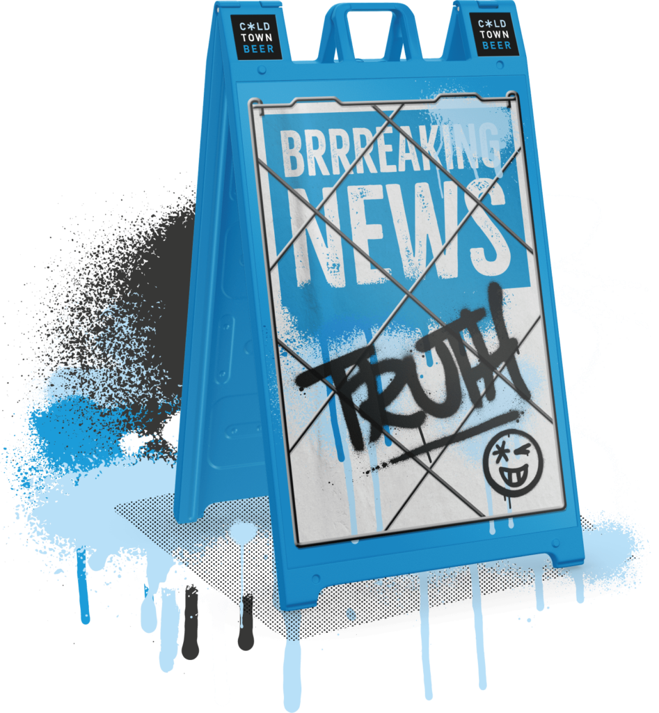 Cold Town Beer News