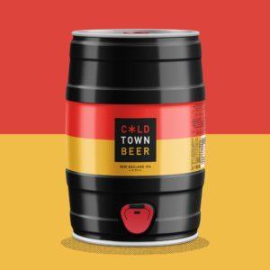 Cold Town NEIPA Mini Keg 5L