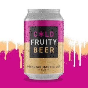 Cold Town Beer Pornstar Martini Ale