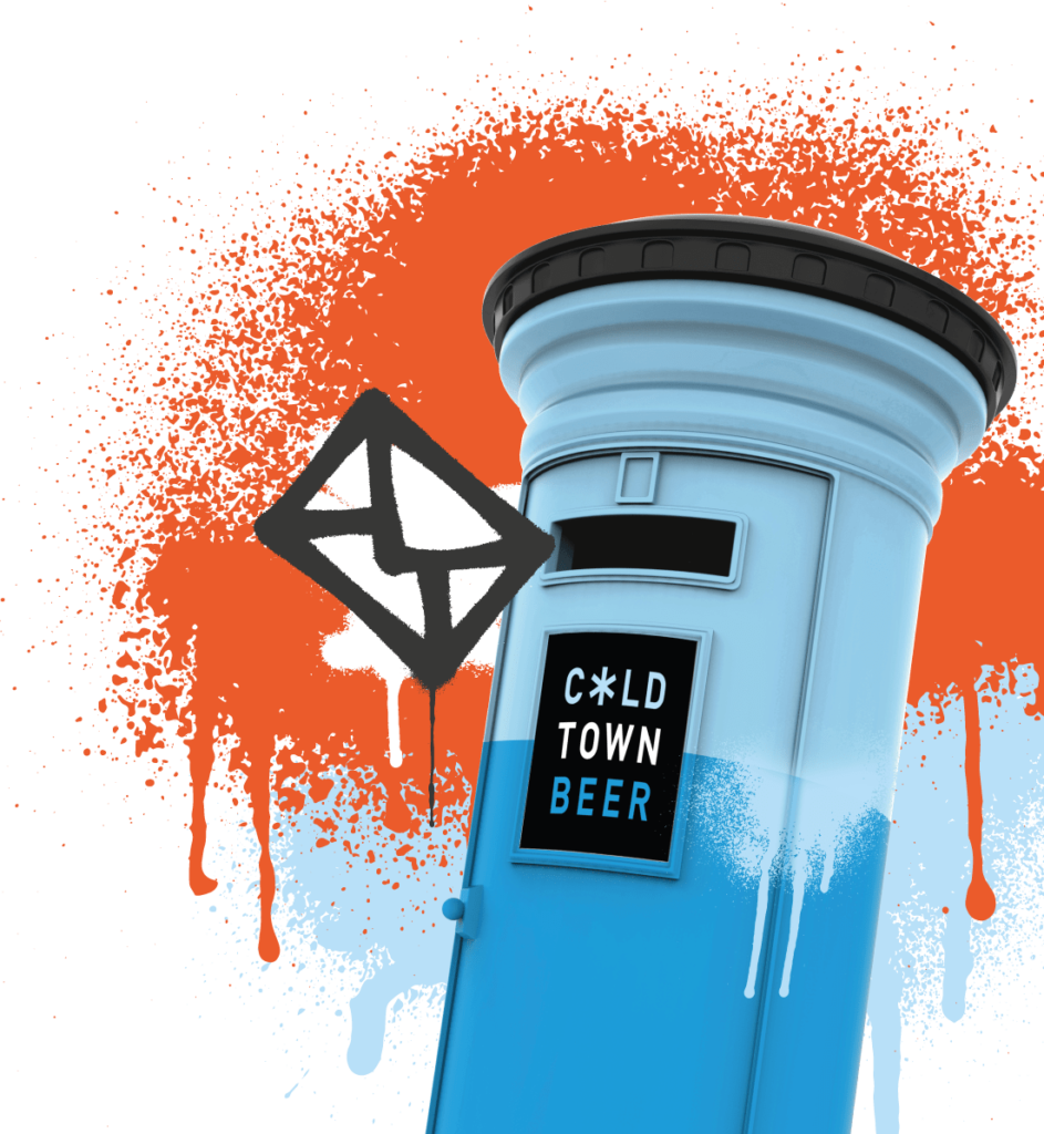 Cold Town Beer Mailing List
