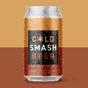 Cold Town Beer Chinook Smash Pale