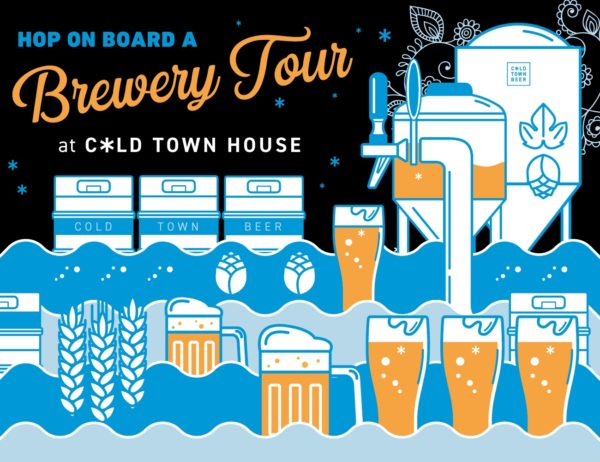 Cold Town House Brewery Tours in Edinburgh