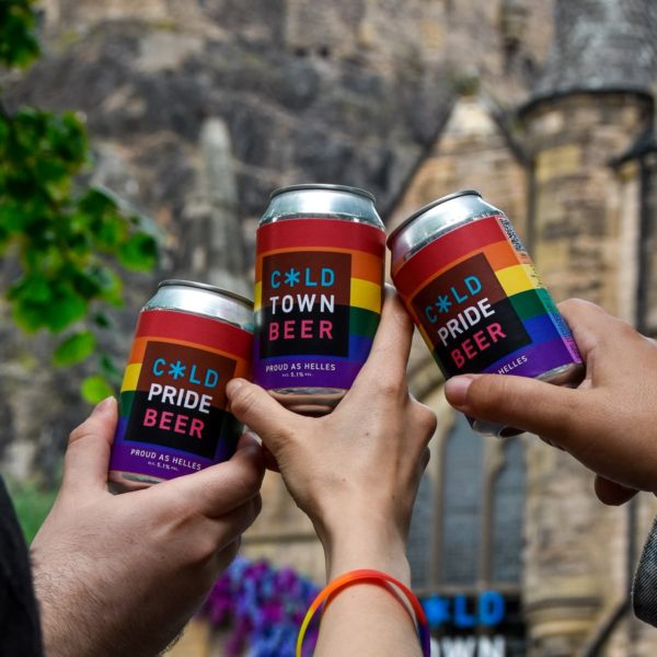 Beer and Merch For Pride 2021