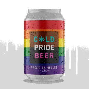 Proud As Helles - Our Pride 2021 Beer