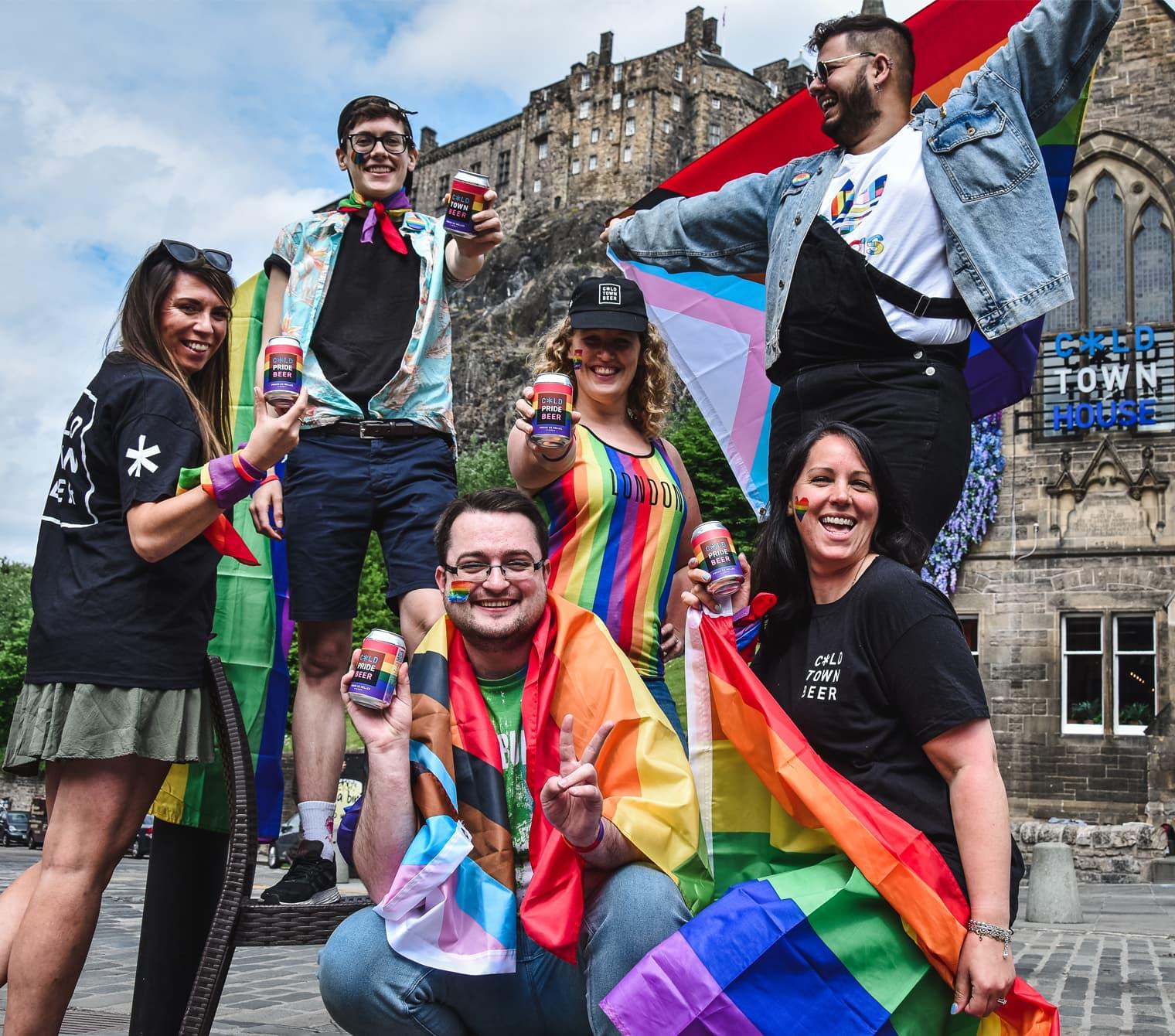 Pride 2021 at Cold Town Beer