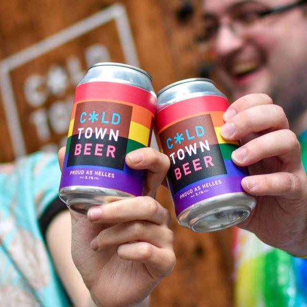 Cold Town Pride Beer 2021