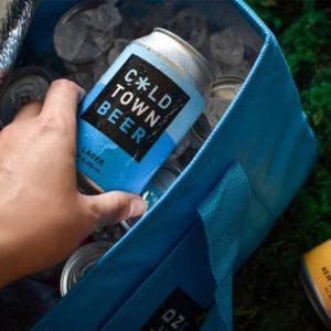 Cold Town Beer Cooler Bag